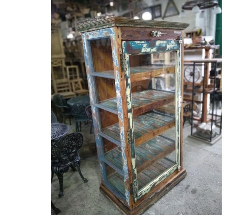 Venta de Muebles Usados Gran Buenos Aires Tigre - Fotos de Vitrinas cristaleros de maderas recuperadas