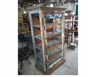 Fotos de Vitrinas cristaleros de maderas recuperadas