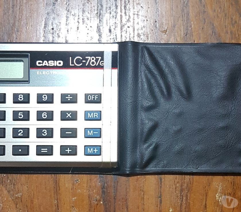 Fotos de CALCULADORA CASIO DE BOLSILLO