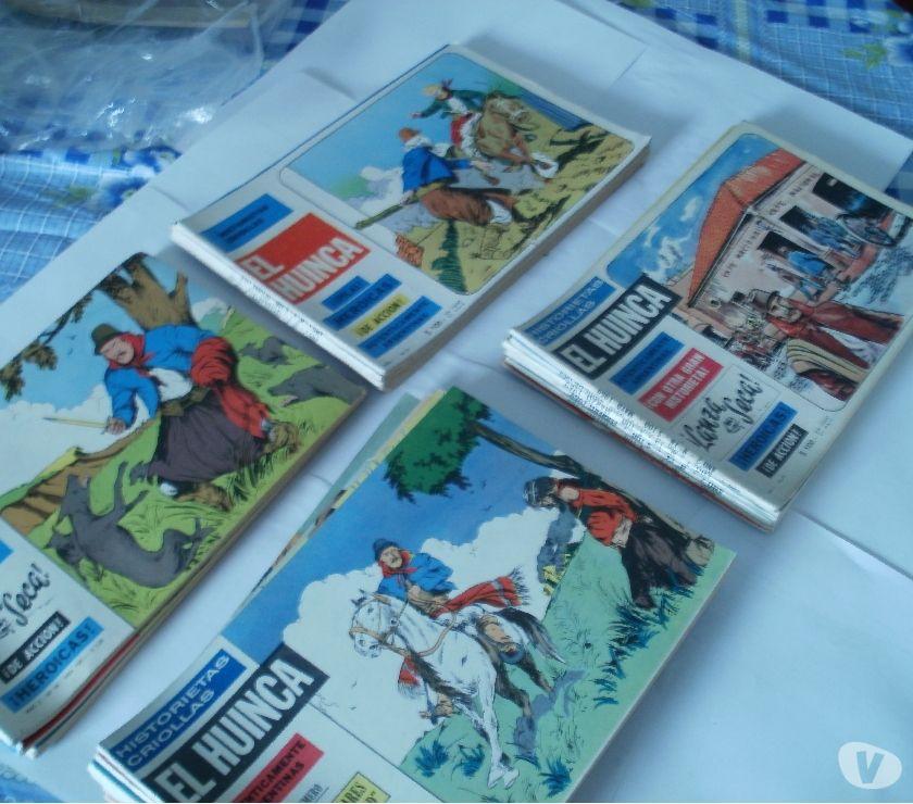 Fotos de Revista el Huinca.Dibujos de E. Rapela.