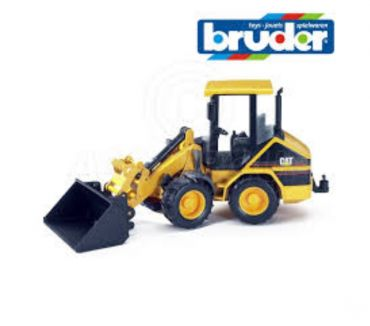 Fotos de BRUDER BRU 2441 TRACTOR PALA CAT WHEEL LOADER ESCALA 1:16