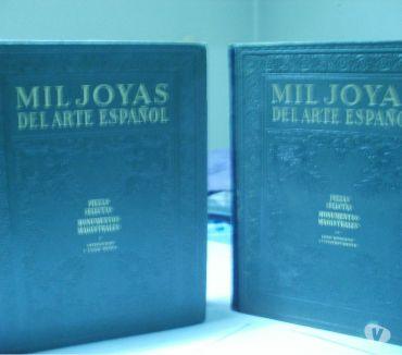 Fotos de Mil Joyas del Arte Espanol.