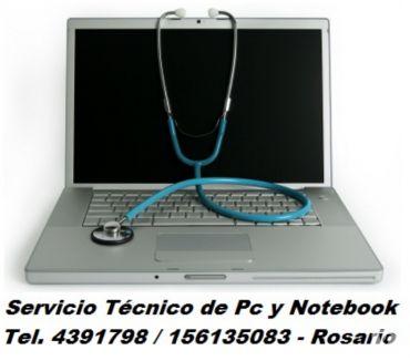 Fotos de Servicio tecnico de PC a domicilio 4391798,156135083 Rosario