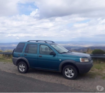 Fotos de LAND ROVER FREELANDER AÑO 1999 GASOLERA
