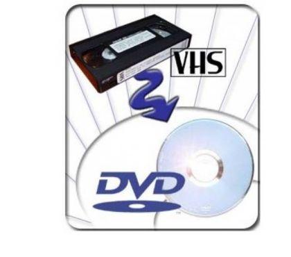 Fotos de Conversión Videos Cassettes VHS a DVD