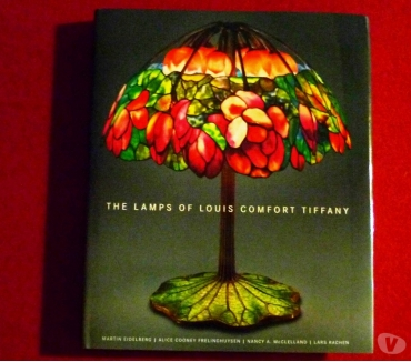 Fotos de Libro The Lamps Of Louis Comfort Tiffany, New York Vitral