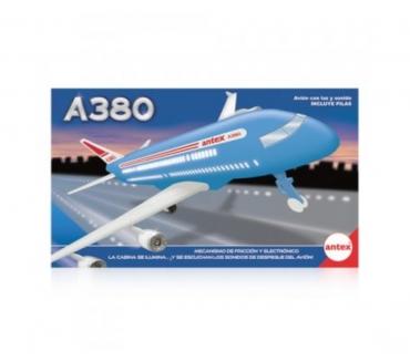 Fotos de A380 AVIÓN A FRICCIÓN ANTEX