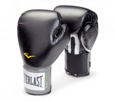 Fotos de GUANTES DE BOXEO EVERLAST PRO STYLE TRAINING GLOVES BLACK 10