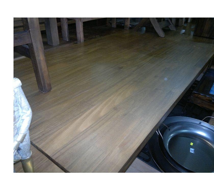 Fotos de Mesa de madera 1 x 2