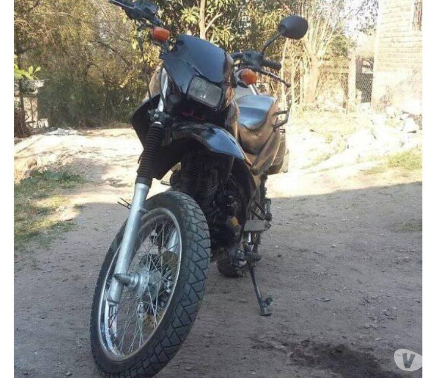 Avisos de Motos Salsipuedes - Fotos de Brava Texana Hs.200cc acepto tarjeta credito