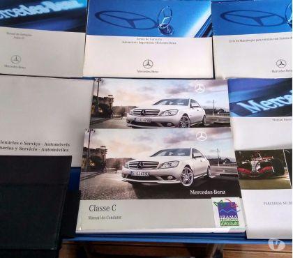 Fotos para Manual Proprietário Mercedes Benz Classe C 2007 a 2012