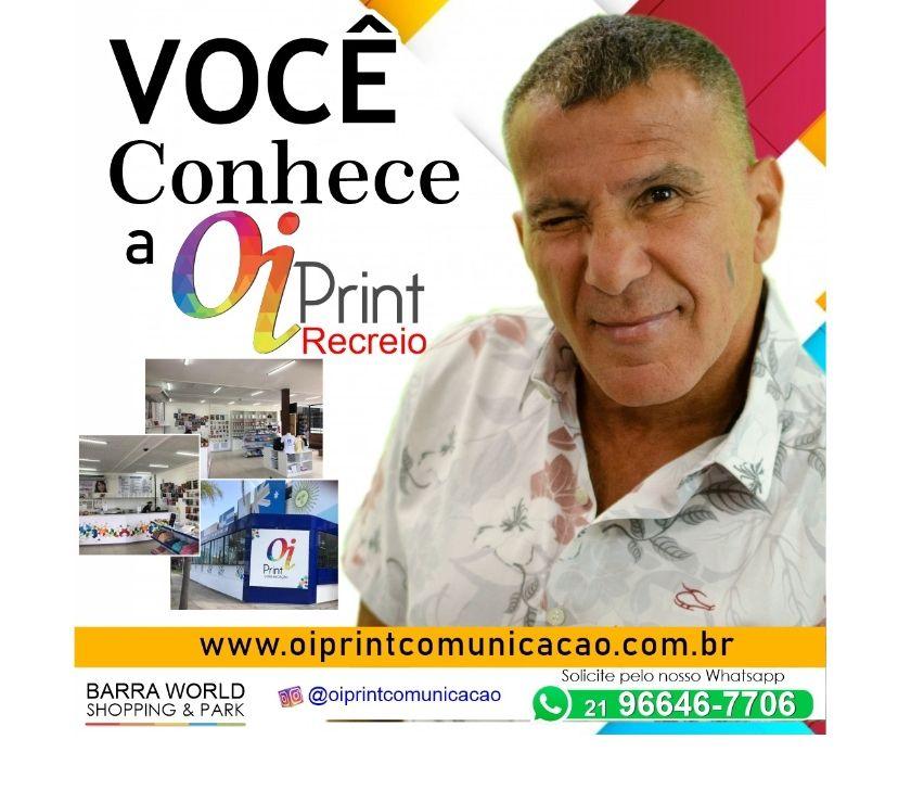 Outros serviços Rio de Janeiro RJ Recreio - Fotos para grafica oi print