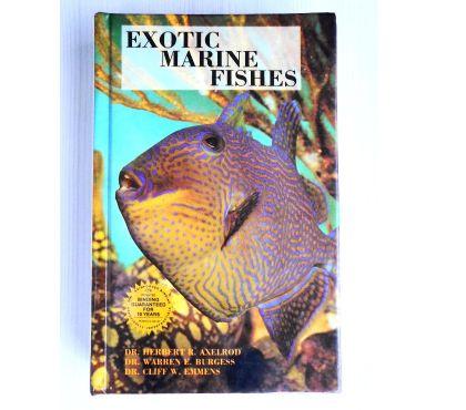Fotos para Livro Exotic Marine Fishes - Peixes Exóticos - Axelrod