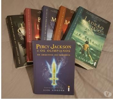 Fotos para Série Percy Jackson e os Olimpianos