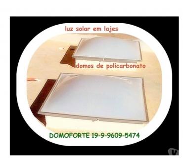 Fotos para Claraboia ou domos de Policarbonato em oferta na caixa