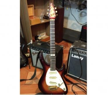 Fotos para Guitarra Cort S 2900 - Top Da Linha S No Ano 2000. Raríssima