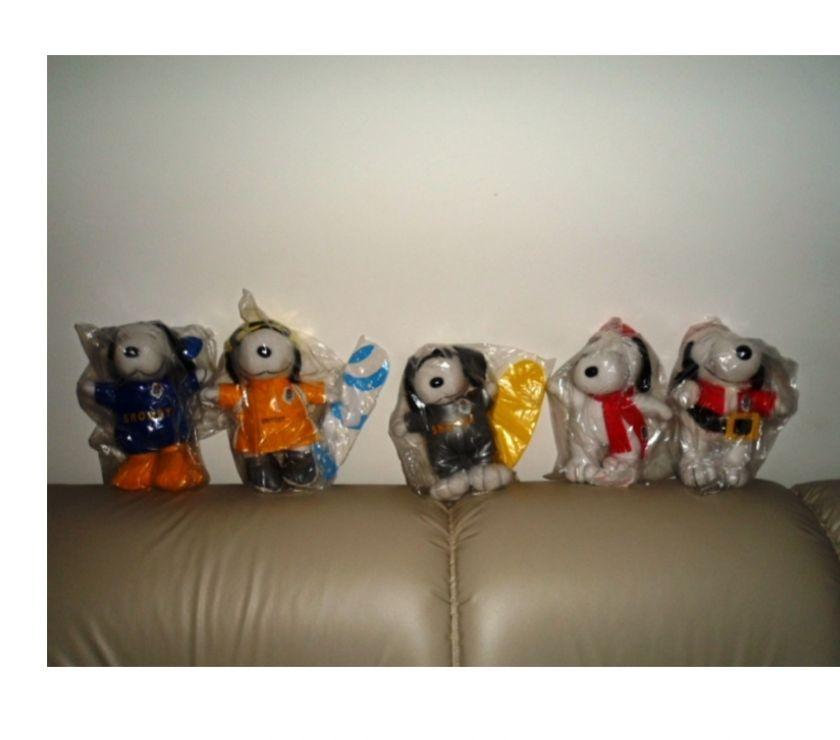 Brinquedos Campinas SP - Fotos para Coleção Completa Do Snoopy Do Habibs