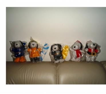 Fotos para Coleção Completa Do Snoopy Do Habibs