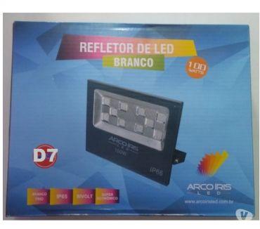 Fotos para Refletor Led 100w Holofote Smd Potência Real Original