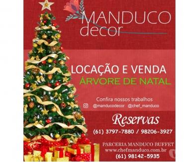 Fotos para Locação de arvore de natal decorada para eventos em Brasilia