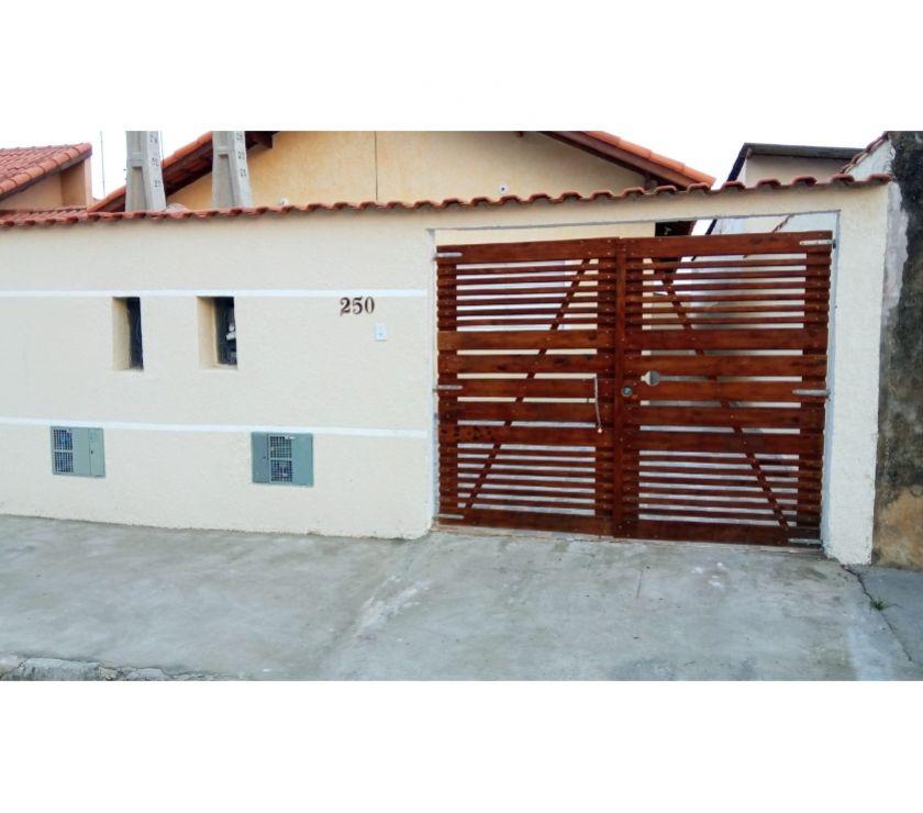 Apartamentos a venda Itanhaem SP - Fotos para Casa nova escriturada a venda em Itanhaém.