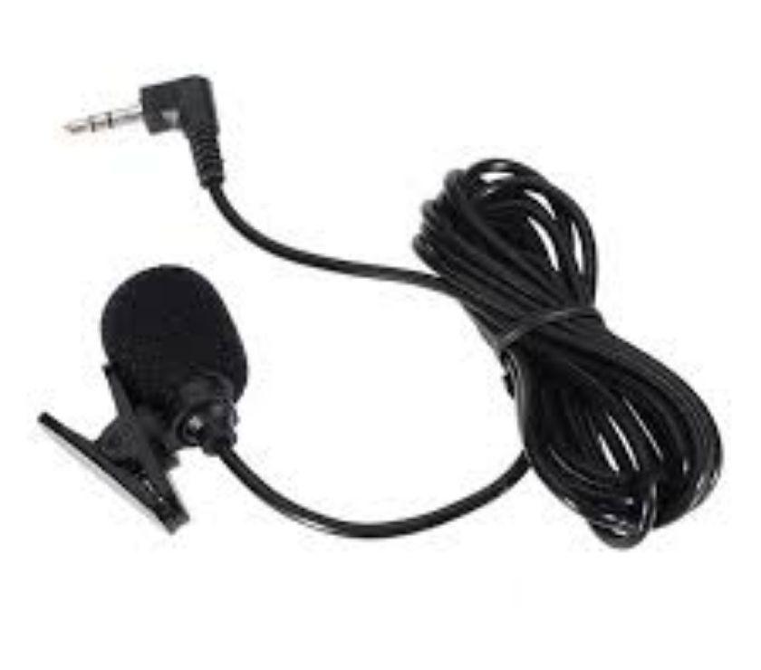 Fotos para Mini Microfone de Lapela Plug P2 Stereo