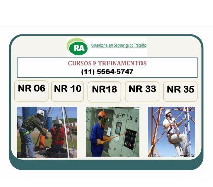 Fotos para Ministramos Cursos NR35; NR10; NR 33 em Caieiras e Cajamar