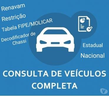 Fotos para Consulta Veicular Estadual & Nacional