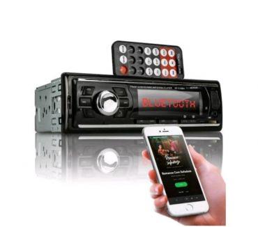 Fotos para Auto Radio Automotivo Bluetooth Mp3 Player Usb Sd