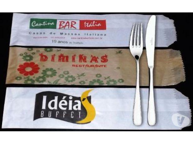 Fotos para Saquinhos de papel personalizados para talher