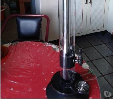 Fotos para Chopeira a gelo torre em acrilico grande 3 litros