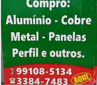 Fotos para Compro Material Reciclado GAMA e Região 61 991085134 whatsap