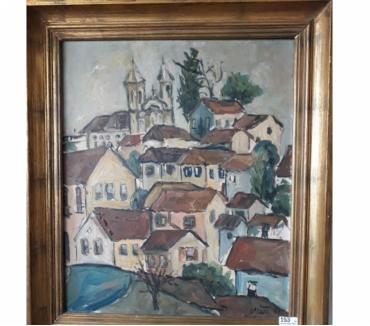 Restauração conservação e preservação de quadros -telas. comprar usado  Sao Paulo SP