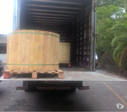 Fotos para Transporte de equipamentos com caminhão plataforma