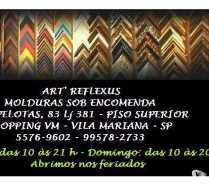 Fotos para molduras serviços quadros-outros- Art Reflexus-Vila Mariana