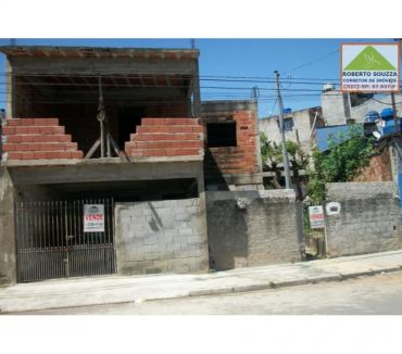 Fotos para Ref:00506-Vende-se sobrado precisando acabamento Guaianases