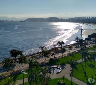 Fotos para Frente ao mar Santos para temporada Férias