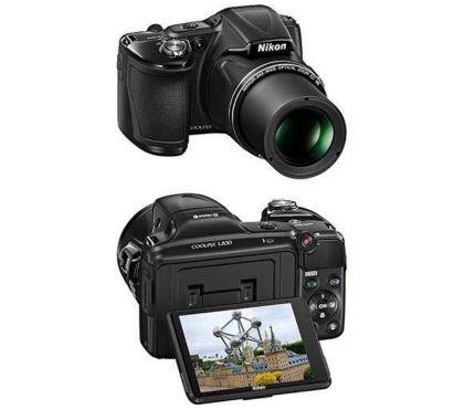 Fotos para Câmera Digital Nikon Coolpix L830 Preta