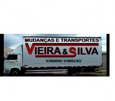 Fotos para MUDANÇA E TRANSPORTES VIEIRA E SILVA