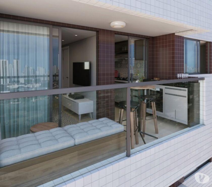Fotos para 02 Quartos 50m² Moderno e Confortável com Lazer Completo
