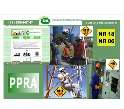 Fotos para Cursos NR-10, NR-12, NR-20, NR-33, NR-35 Zona Sul e Oeste SP