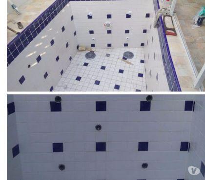 Fotos para Instalação de Equipamentos e acessórios de Piscina