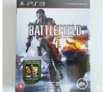 Fotos para Jogo Battlefield 4 - PS3 + Filme Tropa de Elite