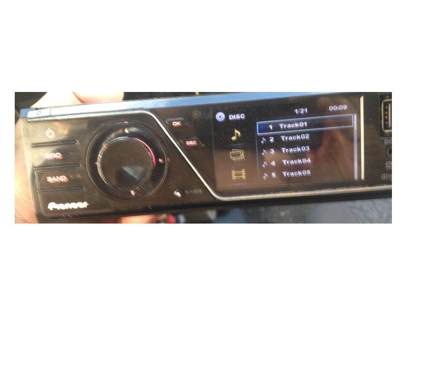 Fotos para Som Automotivo,Carro Dvd Pioneer DVH-7380AV!