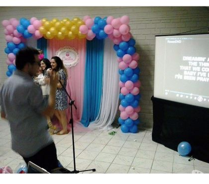 Fotos para LOCAÇÃO DE KARAOKÊ PARA FESTAS E EVENTOS COM TELÃO !!