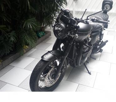 Fotos para Moto Triumph Bonneville T 120 Modelo ACE