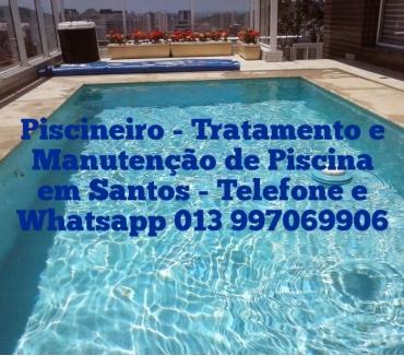 Fotos para Limpeza e Manutenção de Piscinas em Santos