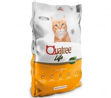 Fotos para Ração Quatree Life Gatos Castrados - 10,1 KG
