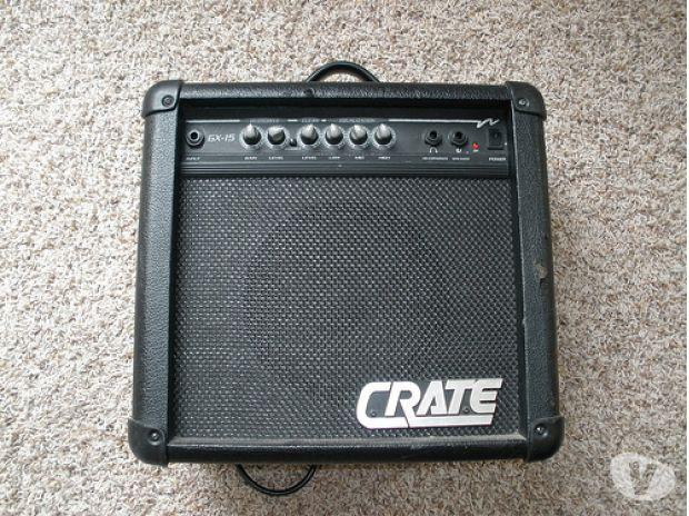 Fotos para Amplificador para baixo Crate BX-15