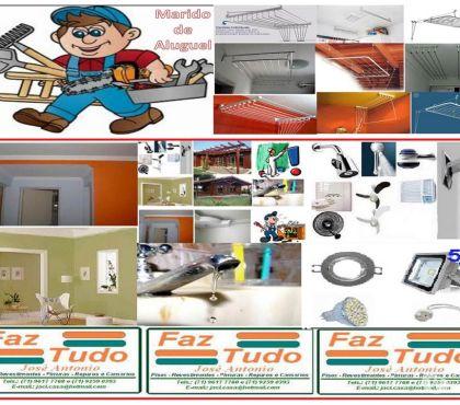 Fotos para Encanador e Eletricista